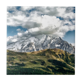 Carreau Alpes de dolomites, Italie