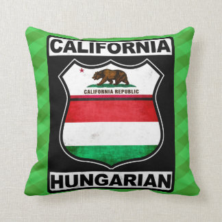 Carreau américain hongrois de la Californie Oreillers