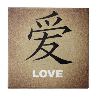Carreau Amour chinois