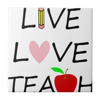 Carreau amour vivant teach2