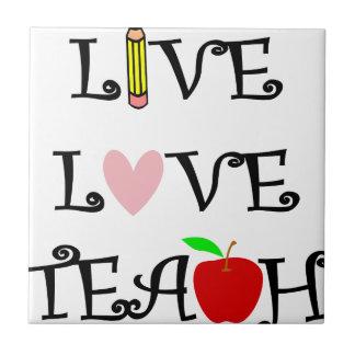 Carreau amour vivant teach3