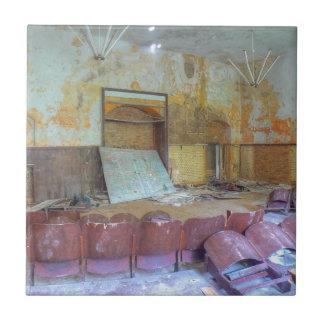 Carreau Amphithéâtre 01,0, endroits perdus, Beelitz