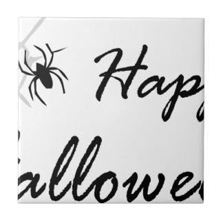 Carreau araignée et Web