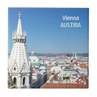 Carreau Architecture à Vienne, Autriche