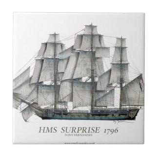 Carreau Art 1796 de surprise de voie HMP