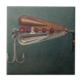 Carreau Attrait de pêche au crochet
