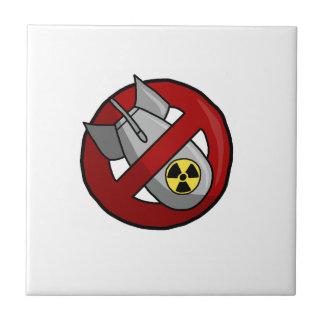 Carreau Aucunes armes nucléaires