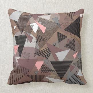"""Carreau avec sierra"""" conception la """"de triangles coussins carrés"""