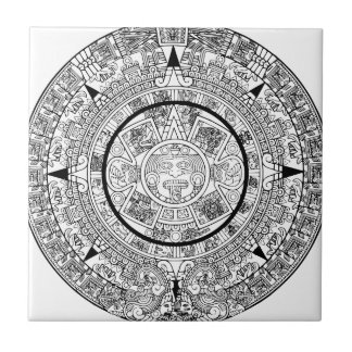 Carreau aztec_calender