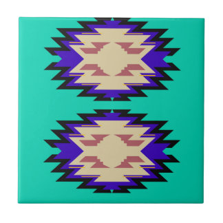 Carreau Aztèques exotiques de conception