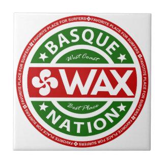 Carreau Basque wax for surfers