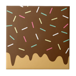 Carreau Beignet de chocolat
