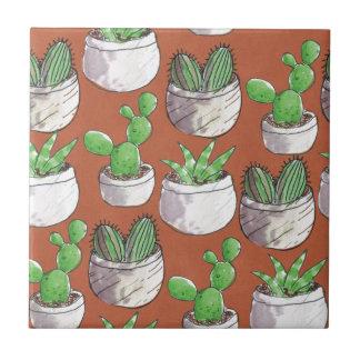 Carreau cactus