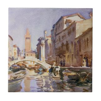 Carreau Canal vénitien