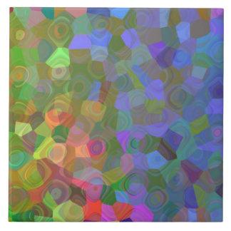 Carreau Célébration de couleur