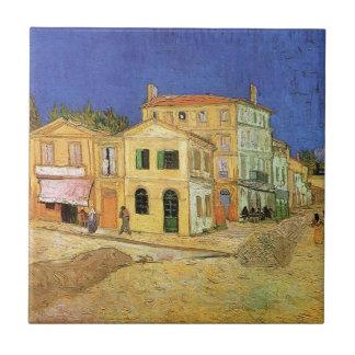 Carreau Chambre de Van Gogh Vincent dans Arles, beaux-arts