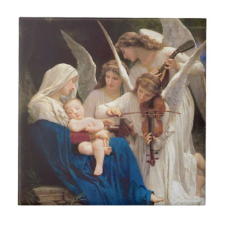 Carreau Chanson des anges
