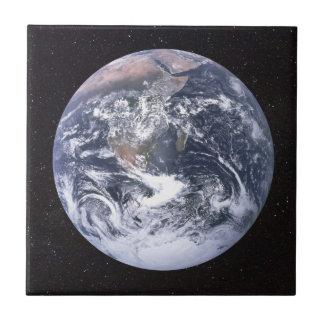 Carreau Ciel étoilé de la terre de planète