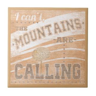 Carreau Citation | que les montagnes appellent