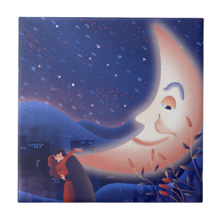 Carreau Clair de lune