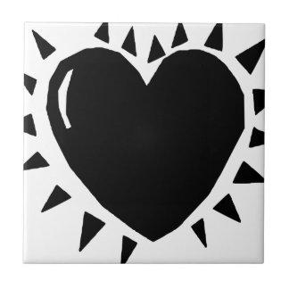 Carreau Coeur lumineux