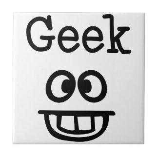 Carreau Conception de geek