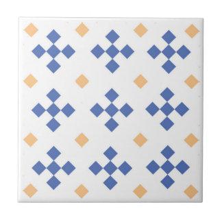 Carreau conception traditionnelle de tuile de diamants