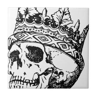 Carreau Couronne de crâne