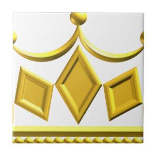 Carreau Couronne d'or