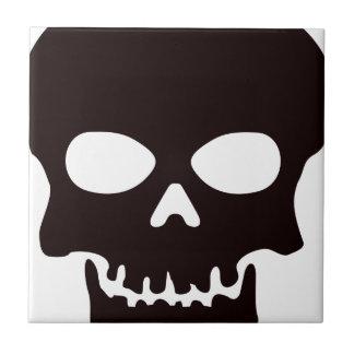 Carreau Crâne noir