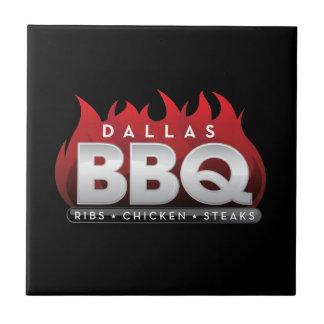 Carreau de céramique vibrant de BBQ de Dallas
