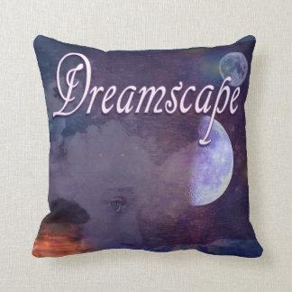 Carreau de concepteur de Dreamscape Coussin