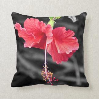 Carreau de fleur oreillers