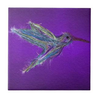Carreau Dessin de colibri