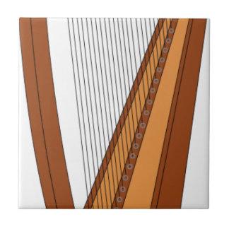 Carreau Dessin d'harpe