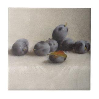 Carreau Douze prunes