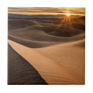 Carreau Dunes de sable d'or, Death Valley, CA