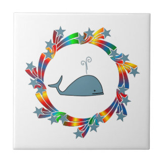 Carreau Étoiles de baleine