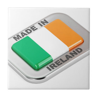 Carreau Fabriqué en Irlande