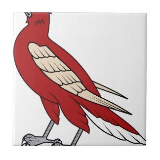 Carreau faucon #4