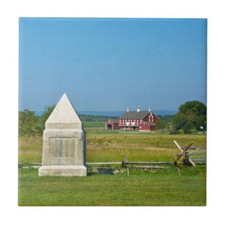 Carreau Ferme - parc national de Gettysburg, PA