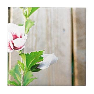 Carreau Fleur simple