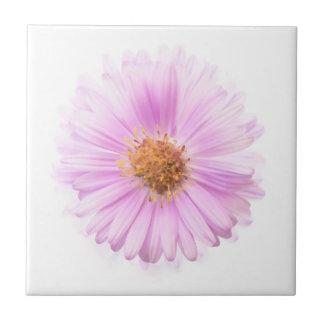Carreau Fleur simple d'élégance