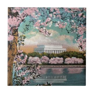 Carreau Fleurs de cerisier