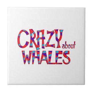 Carreau Fou au sujet des baleines