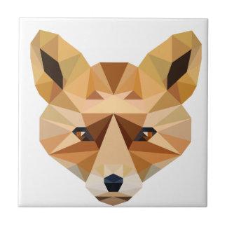Carreau Fox de polygone