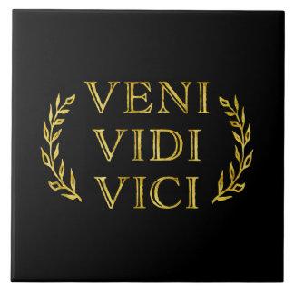 Carreau Gagnant drôle de jeu de Veni Vidi Vici