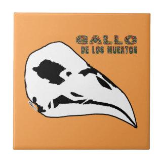 Carreau Gallo De Los Muertos