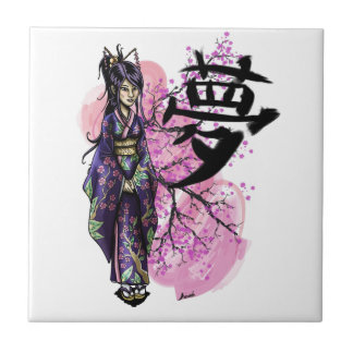 Carreau Geisha