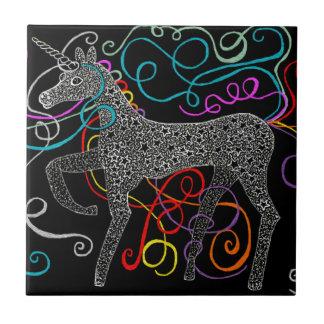Carreau Gitan la licorne magique complète